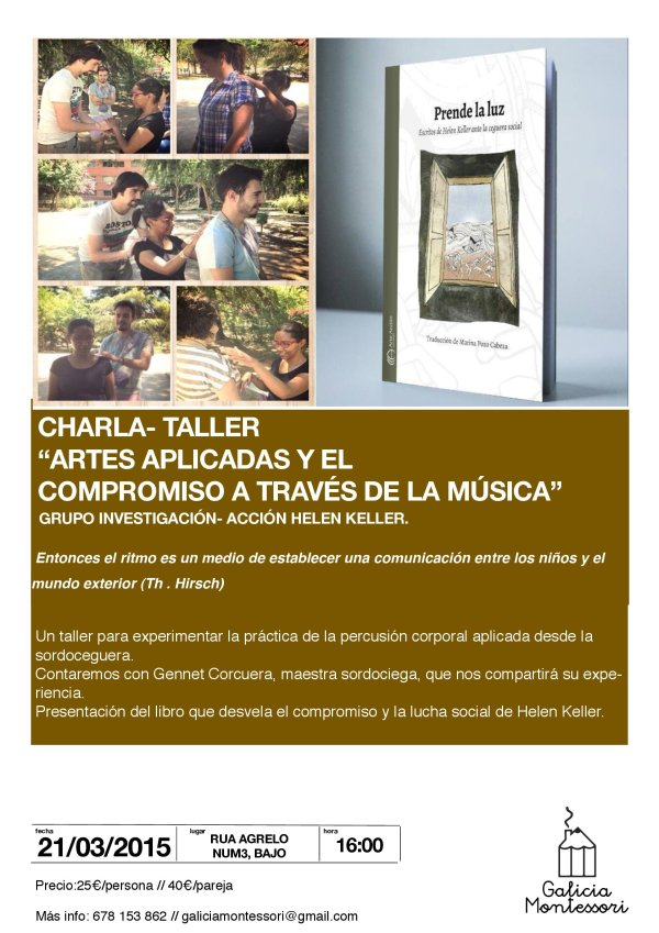 Cartel Montessori